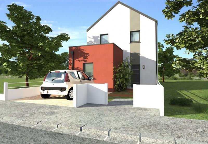 Maison  6 pièces + Terrain 354 m² Saint-Jean-des-Mauvrets par ALLIANCE CONSTRUCTION ANGERS