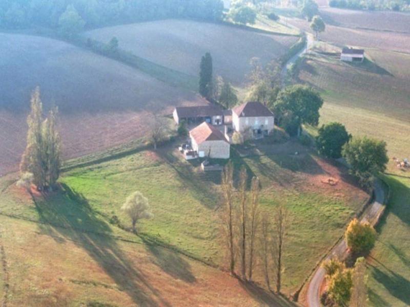 """Grande maison de campagne dans le """"Quercy-Blanc"""""""