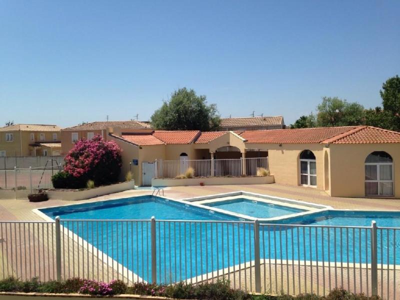 Appartement pour 4 pers. avec piscine, Canet-en-Roussillon