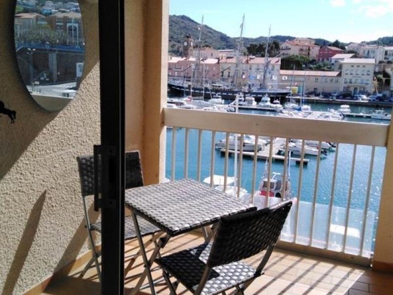 Appartement pour 4 personnes avec vue imprenable sur le port - Port-Vendres
