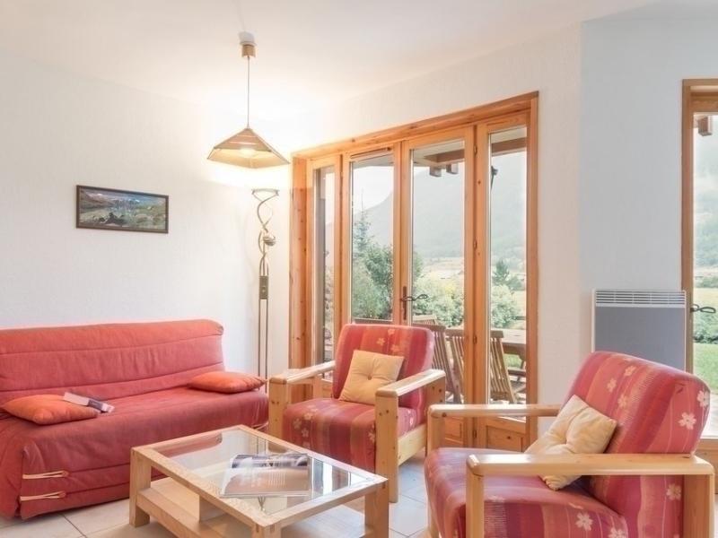 Location vacances Le Monêtier-les-Bains -  Appartement - 6 personnes - Télévision - Photo N° 1