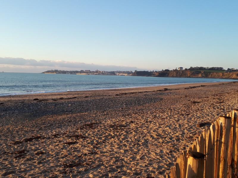 La plage de Saint Nicolas