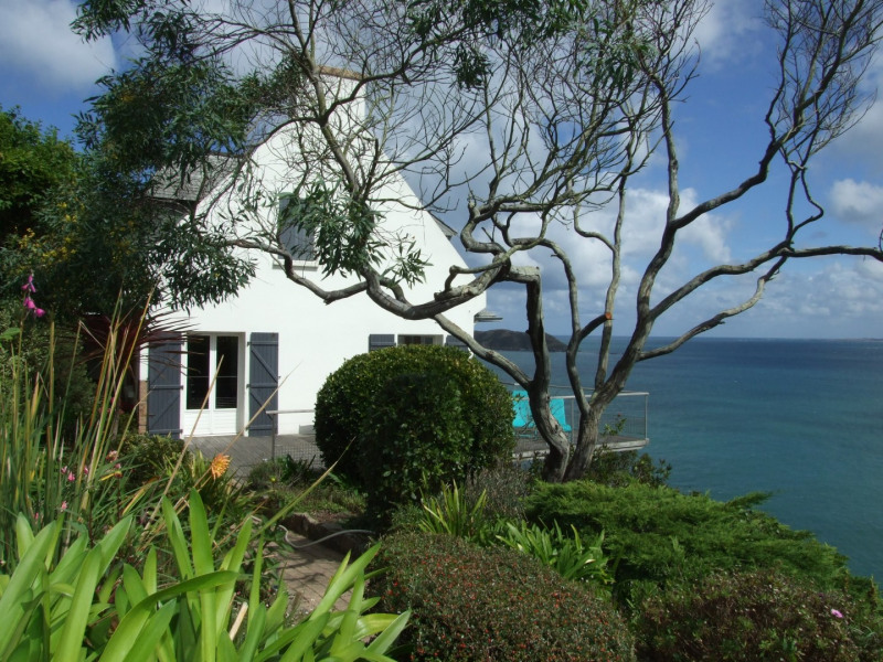 Holiday rentals Perros-Guirec - House - 10 persons - BBQ - Photo N° 1