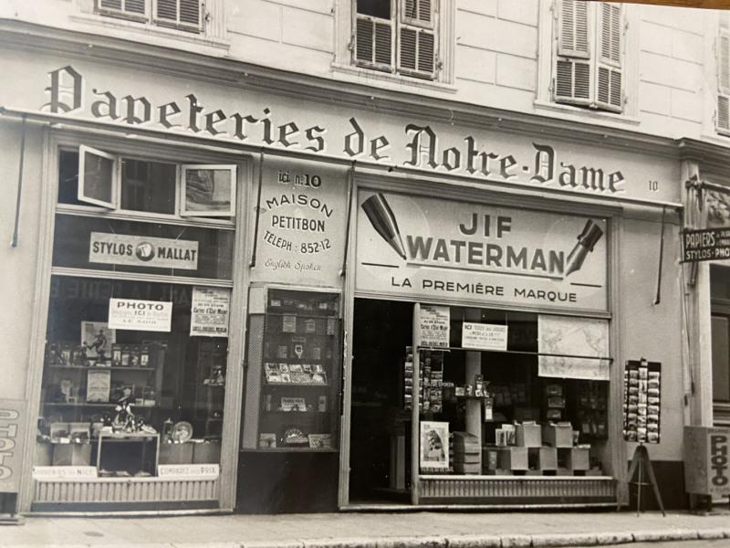 Fonds de Commerce Librairie - Papeterie Nice