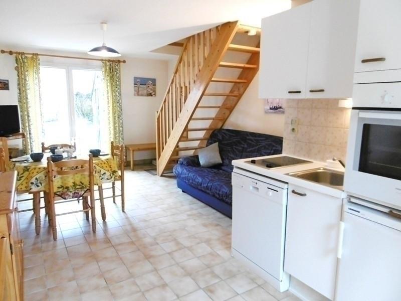 Location vacances Sarzeau -  Appartement - 4 personnes - Jardin - Photo N° 1