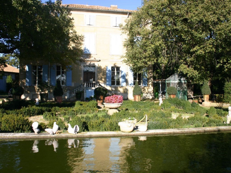 Location vacances Avignon -  Gite - 5 personnes - Barbecue - Photo N° 1
