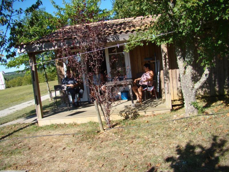 Location vacances Saint-Pierre-Lafeuille -  Gite - 4 personnes - Jeux d'extérieurs - Photo N° 1