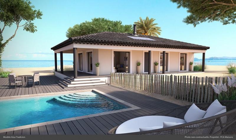 Maison  5 pièces + Terrain 1225 m² La Motte par PCA MAISONS - LE MUY