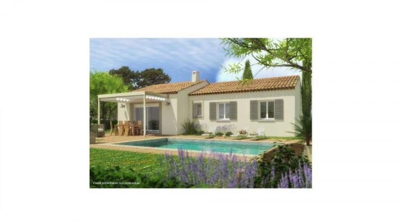 Maison  4 pièces + Terrain 450 m² Laudun-l'Ardoise par MAISONS FRANCE CONFORT