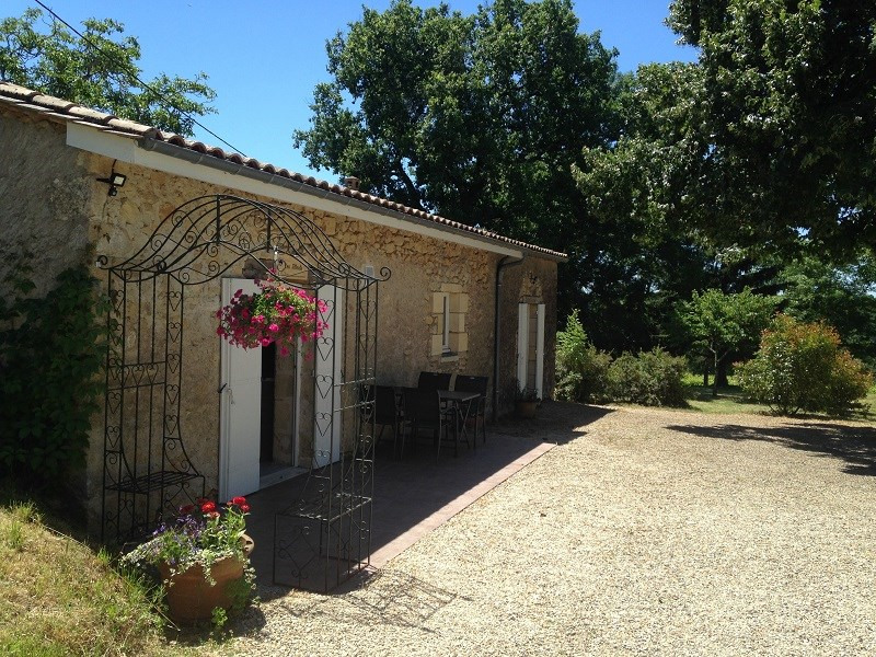 Location vacances Blasimon -  Maison - 4 personnes -  - Photo N° 1