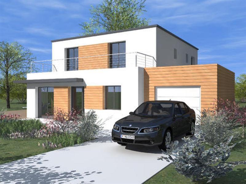 Maison  6 pièces + Terrain 4000 m² Mauprévoir par Maisons Ericlor