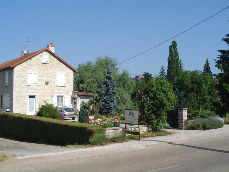 Location vacances Villers-la-Faye -  Chambre d'hôtes - 12 personnes - Salon de jardin - Photo N° 1