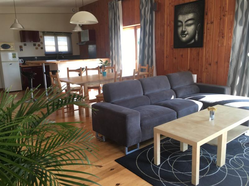 Charmante maison à ossature bois pour 4 personnes