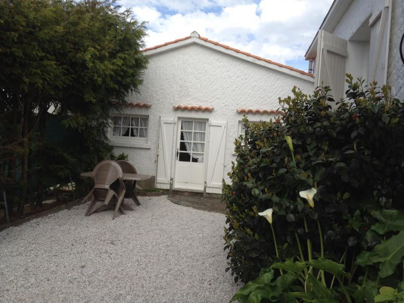 Petite maison. Vendée mer-St Gilles croix de Vie