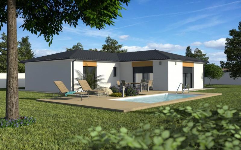 Maison  4 pièces + Terrain Saint-Médard-d'Eyrans par MAISONS ECG