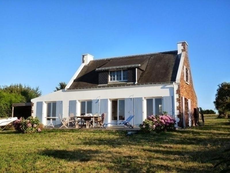 Location vacances Locmaria -  Maison - 8 personnes - Télévision - Photo N° 1