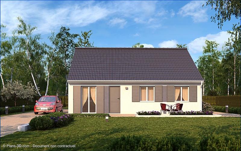 Maison  4 pièces + Terrain 636 m² Vulaines par MAISONS PIERRE