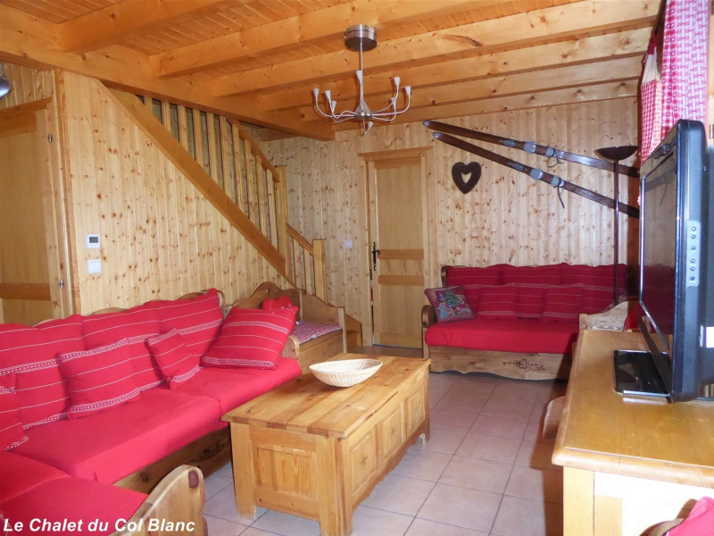 Location vacances Le Biot -  Maison - 10 personnes - Barbecue - Photo N° 1