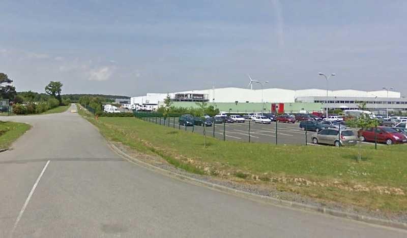 Location Local d'activités / Entrepôt Grand-Fougeray