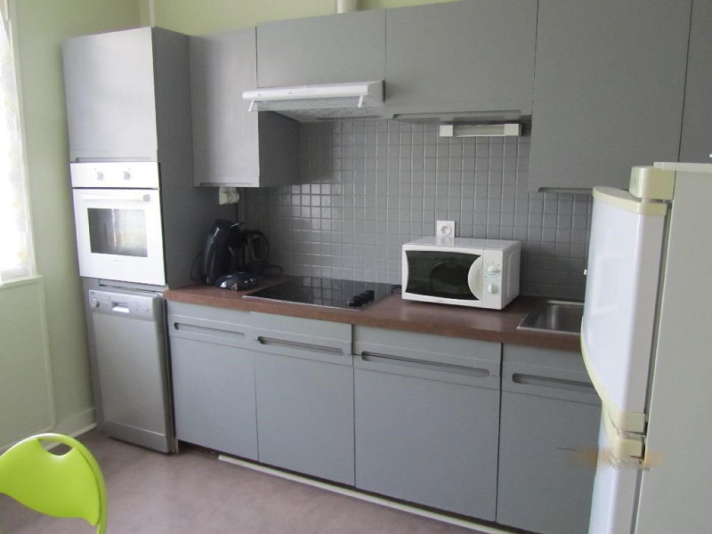 Location vacances Soulac-sur-Mer -  Appartement - 9 personnes - Barbecue - Photo N° 1