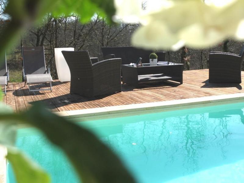 Alquileres de vacaciones Thédirac - Casa - 6 personas - BBQ - Foto N° 1