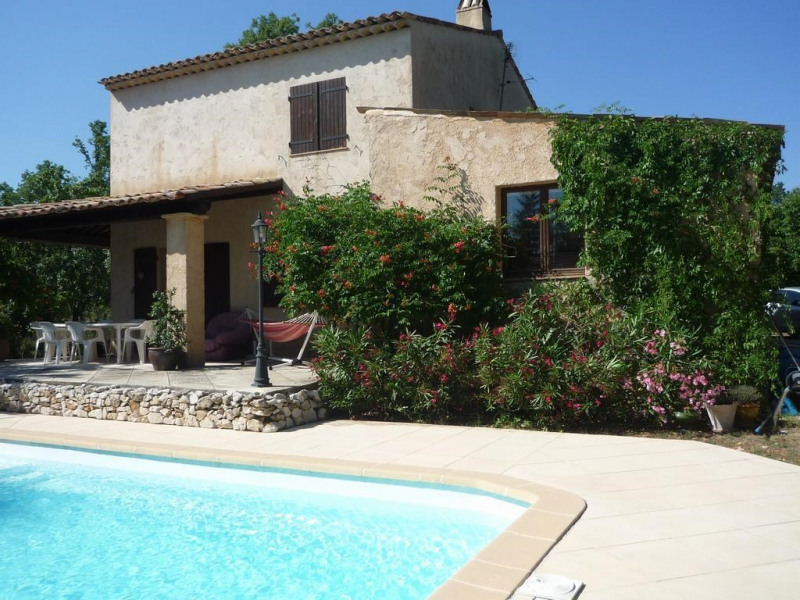 Location vacances Grasse -  Maison - 6 personnes - Barbecue - Photo N° 1