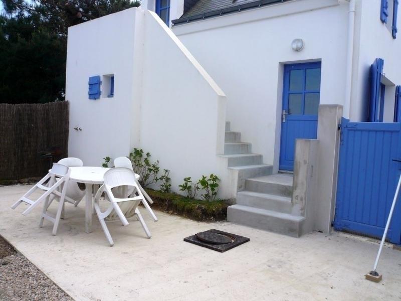 Maison d'1 chambre avec jardin proche de la plage des Grands Sables.