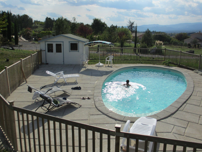 cottage ★★★ 6 people near Vallon Pont d'Arc individual heated pool