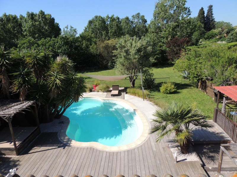 Location vacances Antibes -  Maison - 6 personnes - Barbecue - Photo N° 1