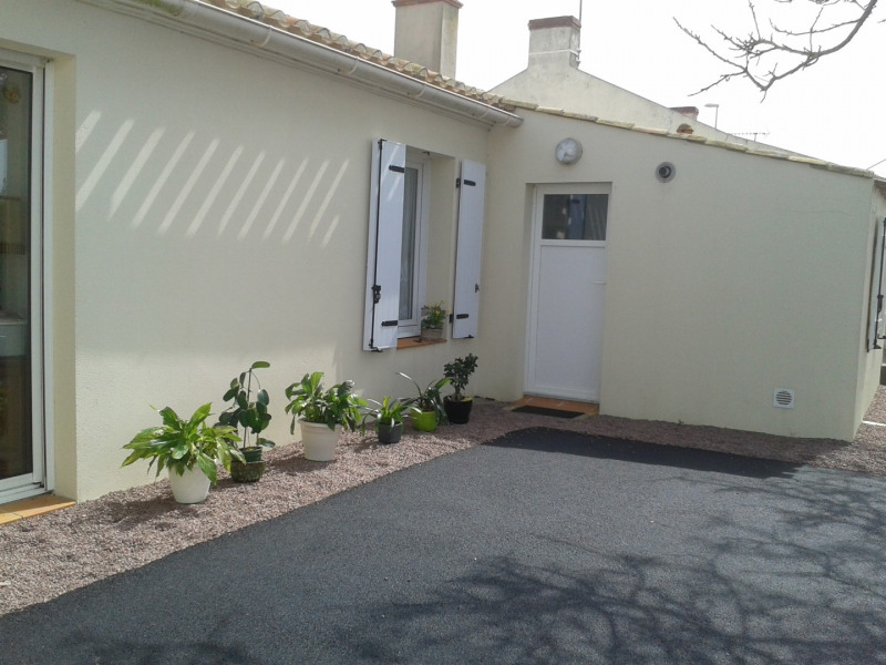 Location vacances Beauvoir-sur-Mer -  Gite - 4 personnes - Barbecue - Photo N° 1