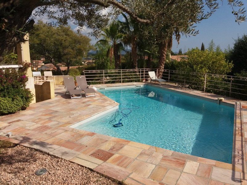 piscine sécurisée privée