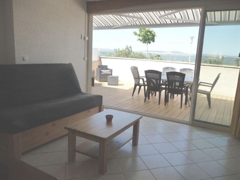 Palavas-maison IBIZA (6-7pers)-plein pied-spacieuse et calme à 250 m de la mer, climatisée, wifi-barbecue