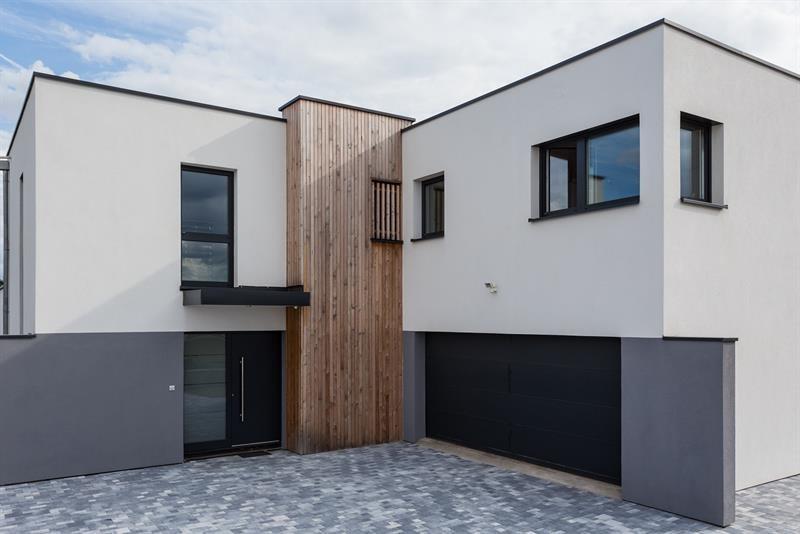 """Modèle de maison  """"Maison d'architecte personnalisée performante"""" à partir de 5 pièces Moselle par INNOV'HABITAT"""