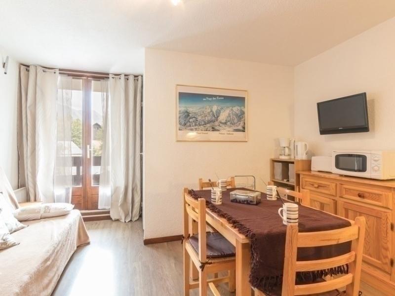 Location vacances Puy-Saint-Vincent -  Appartement - 4 personnes - Jardin - Photo N° 1