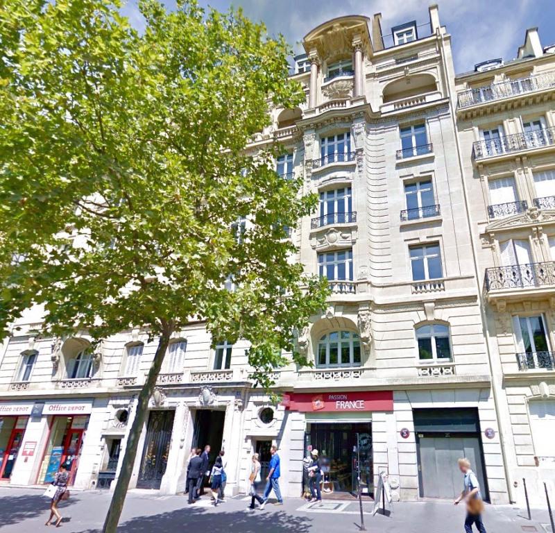 Location Local commercial Paris 17ème