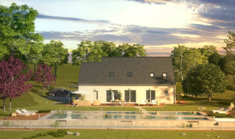 Maison  7 pièces + Terrain 308 m² Mogneville par MAISONS PIERRE