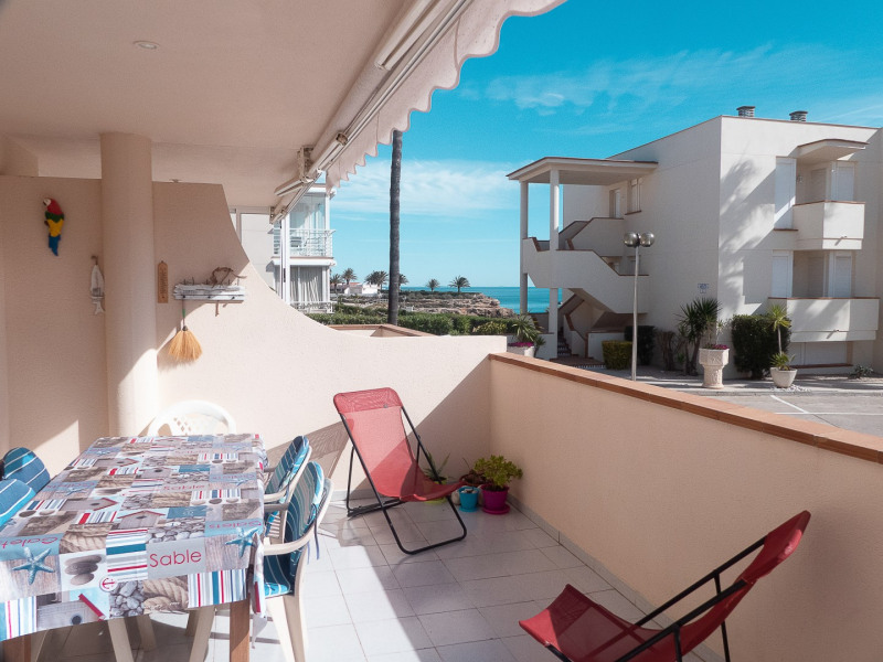 Location vacances Vinaròs -  Appartement - 4 personnes - Chaise longue - Photo N° 1