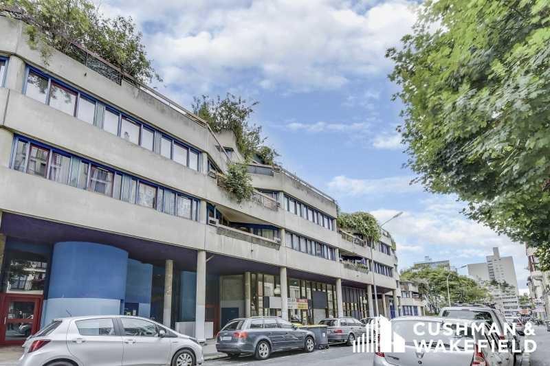 Location bureau ivry sur seine centre ville est 94200 for Piscine ivry sur seine horaires