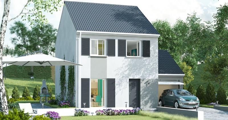 Maison  4 pièces + Terrain 385 m² Vaux-le-Pénil par MAISONS PIERRE