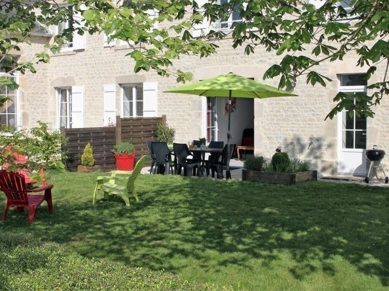 Location vacances Sainte-Marie-du-Mont -  Maison - 6 personnes - Barbecue - Photo N° 1