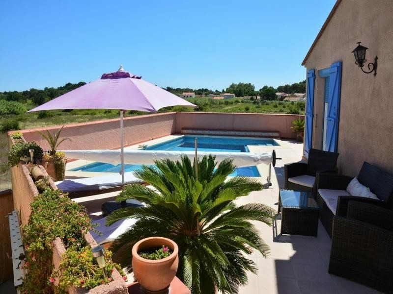 Location vacances Bages -  Appartement - 2 personnes - Barbecue - Photo N° 1