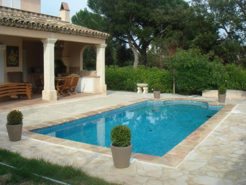 Holiday rentals Sainte-Maxime - House - 7 persons - BBQ - Photo N° 1