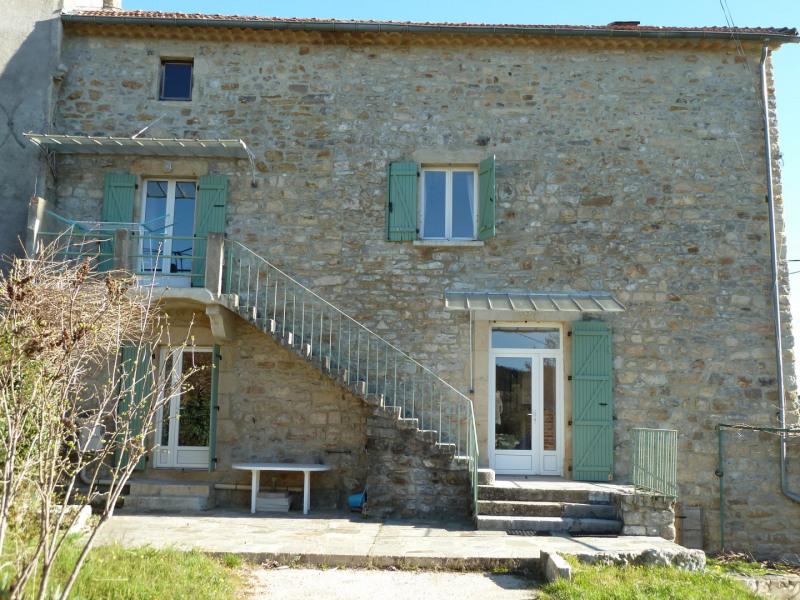Maison en pierre   6 personnes avec piscine