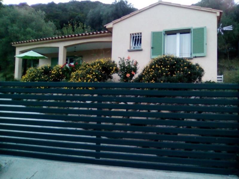 Villa au calme avec vue sur mer à  5mn, proche station thermale