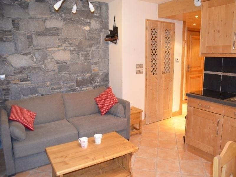 Appartement 4 personnes situé en bord de piste St Martin de Belleville