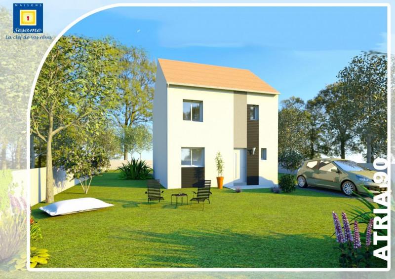 Maison  4 pièces + Terrain 630 m² Santeny par MAISONS SESAME