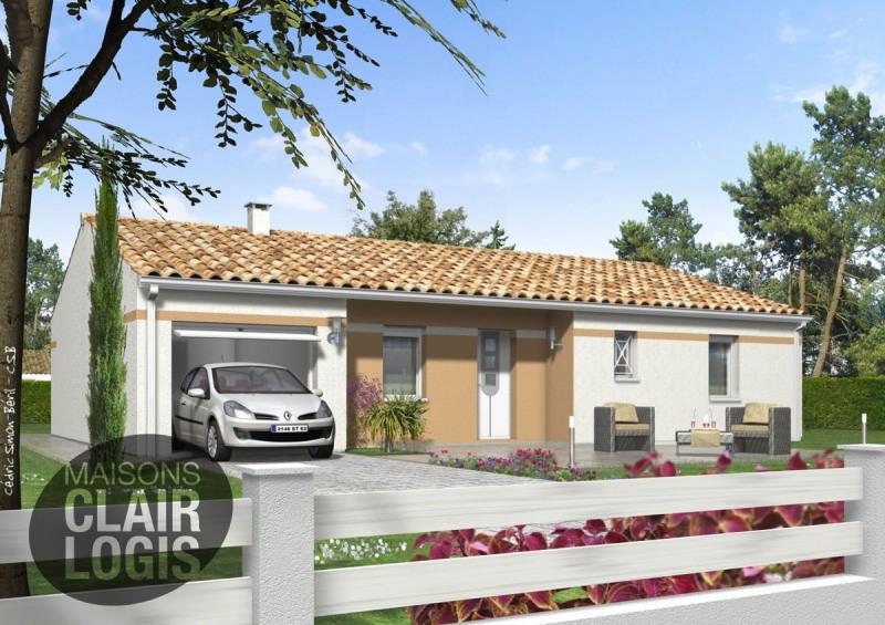 Maison  4 pièces + Terrain 524 m² Restinclières par MAISONS CLAIR LOGIS Montpellier