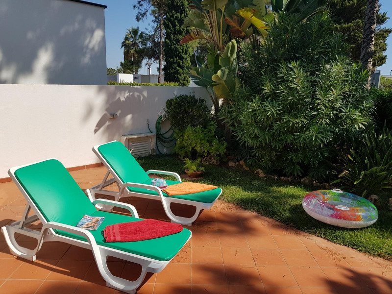 Location vacances Albufeira -  Maison - 6 personnes - Barbecue - Photo N° 1