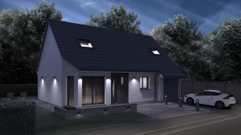 Maison  5 pièces + Terrain 1500 m² Mathonville par EXTRACO CREATION