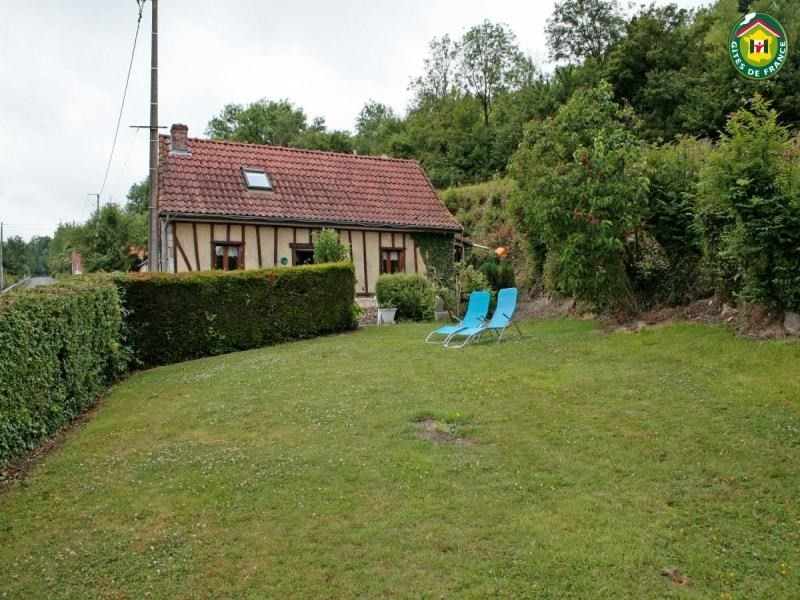 Location vacances Coulomby -  Maison - 4 personnes - Barbecue - Photo N° 1